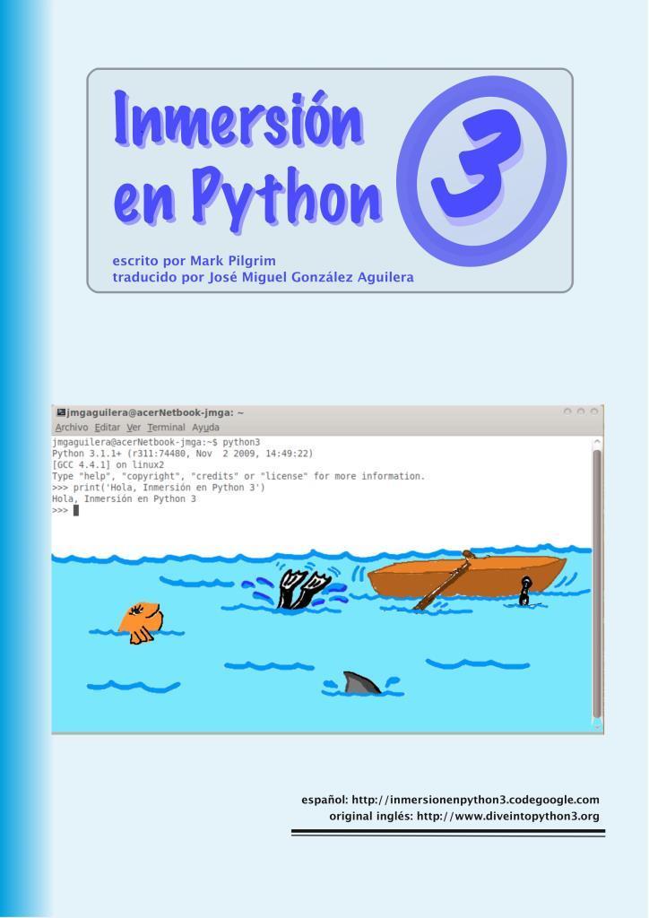 Inmersión en Python 3