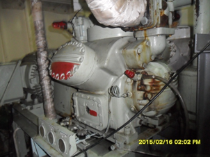 Compressor NO 1