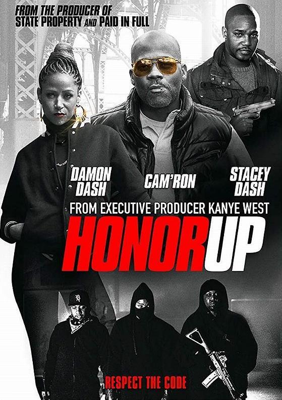 Honor Up [2018] [DVDR] [NTSC] [Subtitulado]