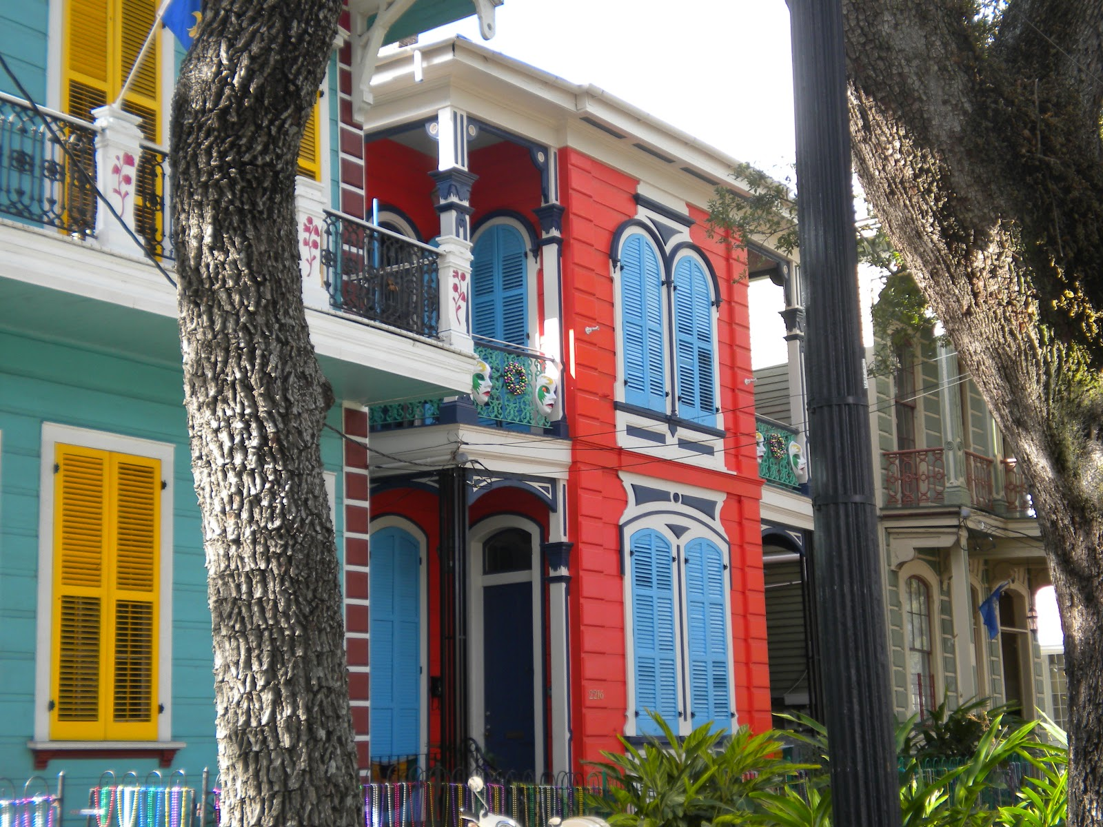 la belle esplanade bed and breakfast what it 39 s like to live in new orleans. Black Bedroom Furniture Sets. Home Design Ideas