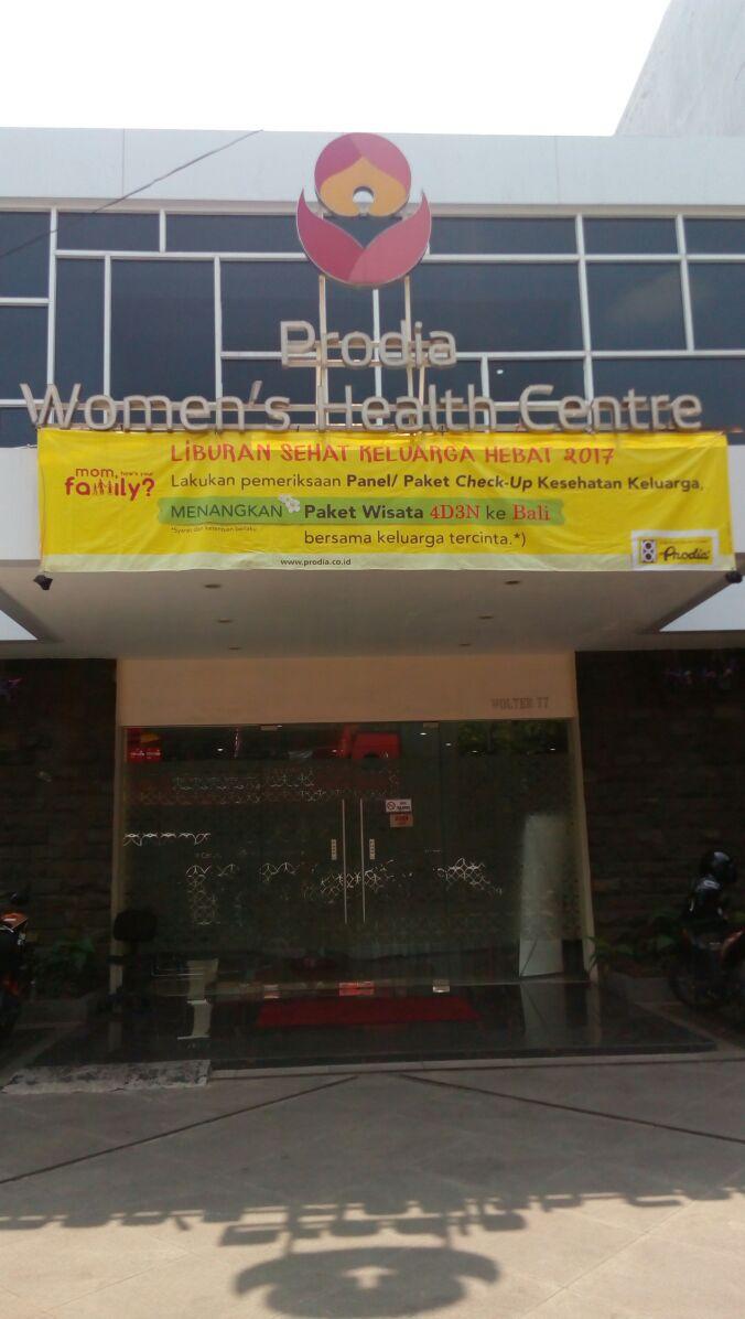 Tarian Penaku Prodia Womens Health Centre Pusat Kesehatan Perempuan Medical Check Up Wanita Sehat Lengkap