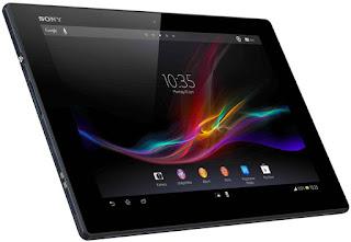 Xperia Tablet Z (SGP311) / Xperia Tablet Z (SGP312) / Xperia Tablet Z (SGP321)