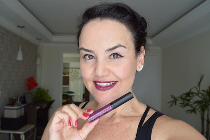 Blogueira Joinville, Blog da Jana, Joinville, Luisance, batom, resenha, Batom Matte Luisance