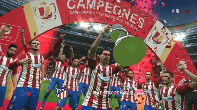 Spanish Trophy PES 2017