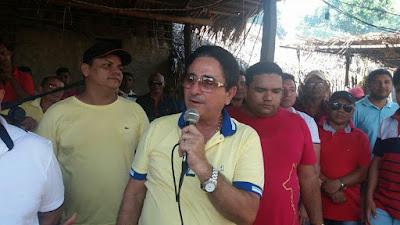 Hemetério Weba é suspeito de fraudar notas enquanto prefeito de Nova Olinda
