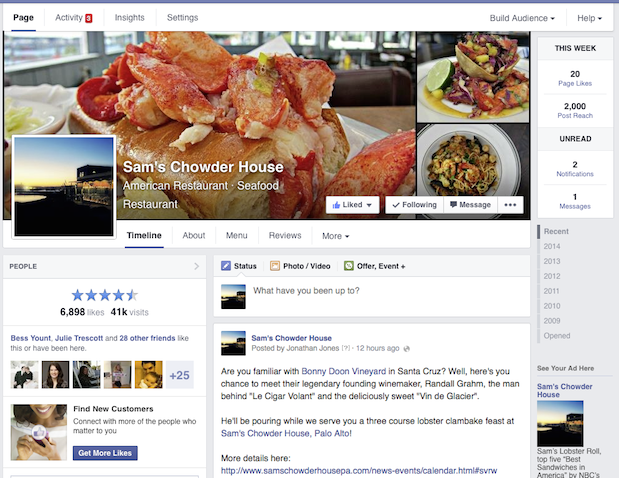 Facebook Now Allows Admin To Redesign Pages