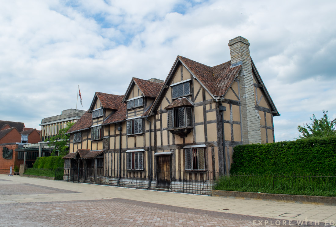 William Shakespeare's House, Stratford-Upon-Avon
