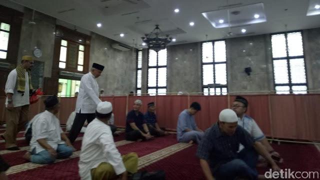 Hadiri Apel 313, Amien Rais Singgung 'Kalimat Perpisahan' Jokowi