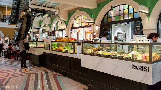 my name is Food.: Parisi Cafe - QVB, Sydney CBD