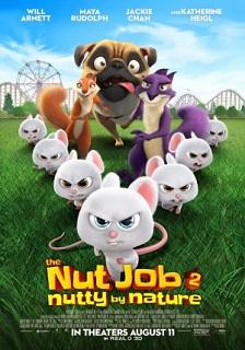 O Que Será de Nozes 2 (The Nut Job 2: Nutty by Nature) (2017) Torrent – WEB-DL 720p Legendado Áudio 5.1 Download