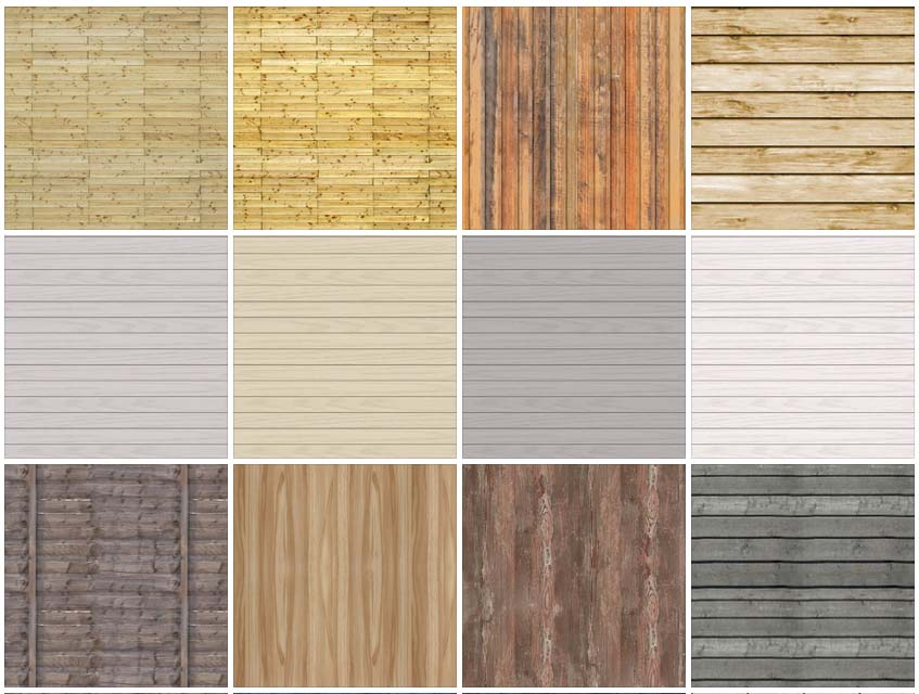 seamless_wood_planks_iexture #1