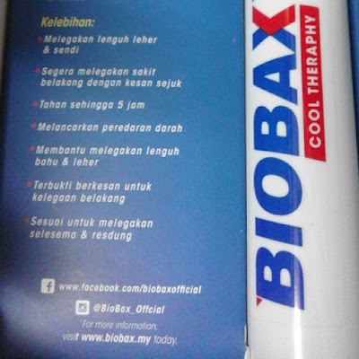 Biobax Cool Theraphy