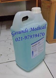 Cairan Desinfektan Antiseptik 5 Liter