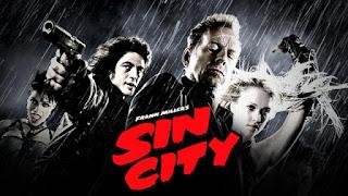 El rodaje de Sin City