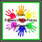 Pammies Inky Pinkies Challenges