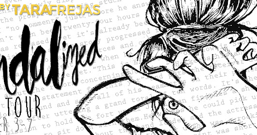 Blog Tour | SCANDALIZED by Tara Frejas