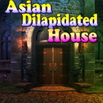 Game4King Asian Dilapidated House Walkthrough