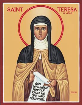 Transformation in Christ: Carmelite Saints