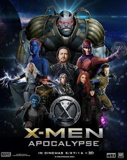 Download Film X-Men: Apocalypse (2016) Bluray Sub Indo