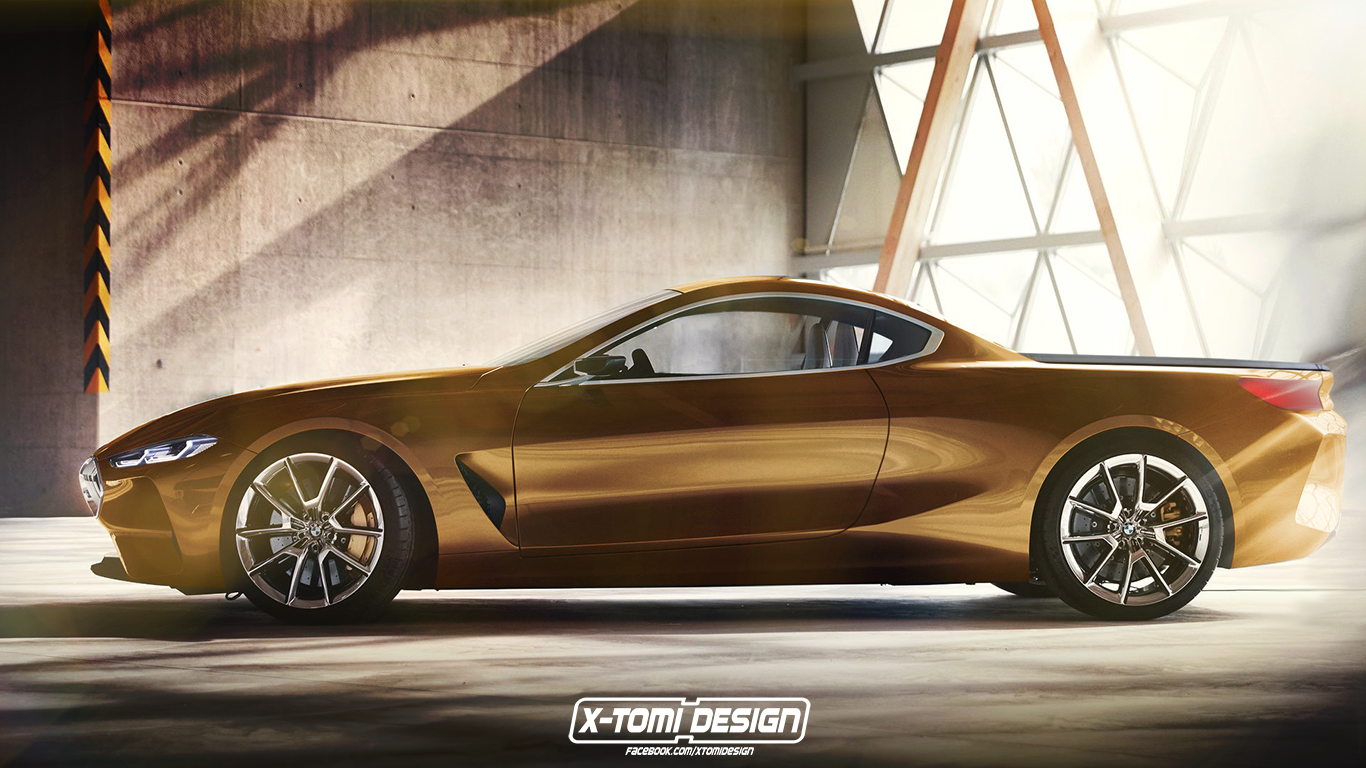 2018 bmw pickup truck. modren 2018 this brilliant concept was designed by  inside 2018 bmw pickup truck
