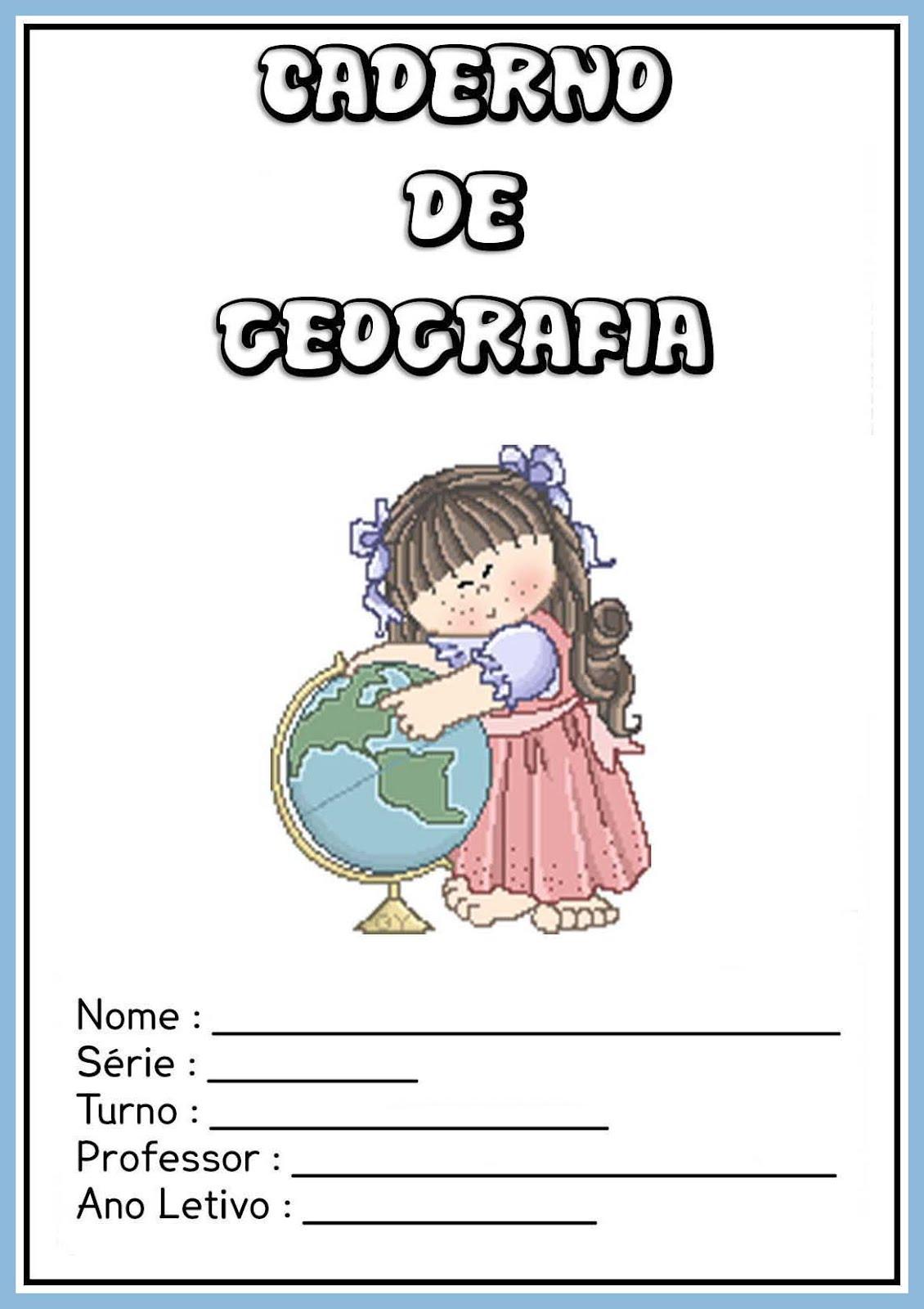 Capas Para Caderno Coloridas Atividades Pedagogicas