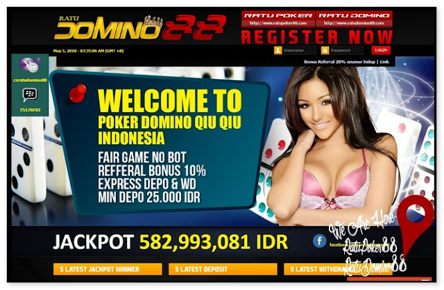 domino, ratudomino88, judidomino, domino online