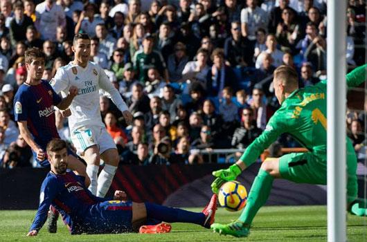 MU, Real thảm bại quốc nội: Mourinho hẹn Zidane chung kết Cúp C1 1