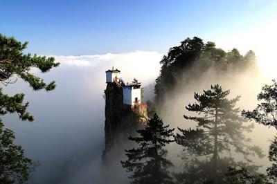 เขาถ่าหยุนซาน (Tayun Mountain) @ bbs.chinadaily.com.cn