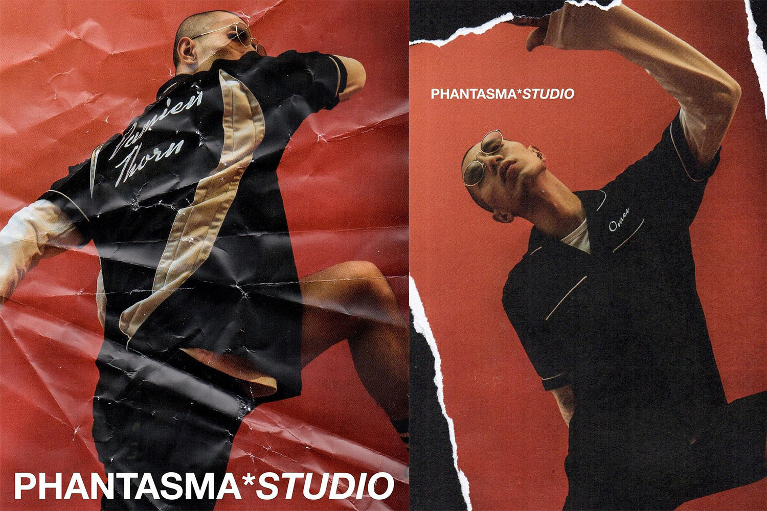 PHANTASMA STUDIO SEASON 01 BLACK MAJIK 1