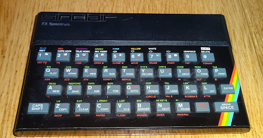 ZX Spectrum Issue 2 Testing with DivMMC Future