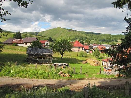 Telgárt (węg. Garamfő, niem. Tiergarten).