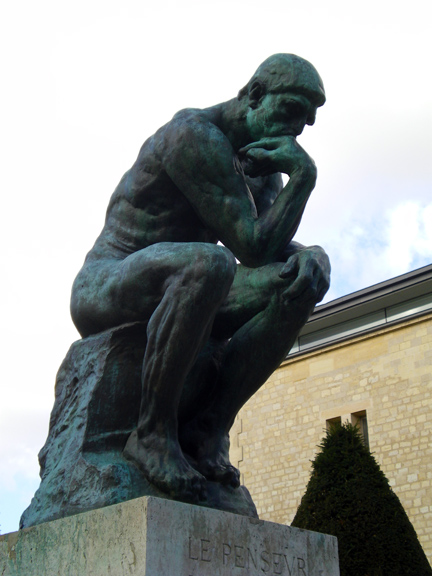 rilke essay on rodin As the met's centennial rodin exhibition opens, leo steinberg's great essay from the 1960s is recalled.