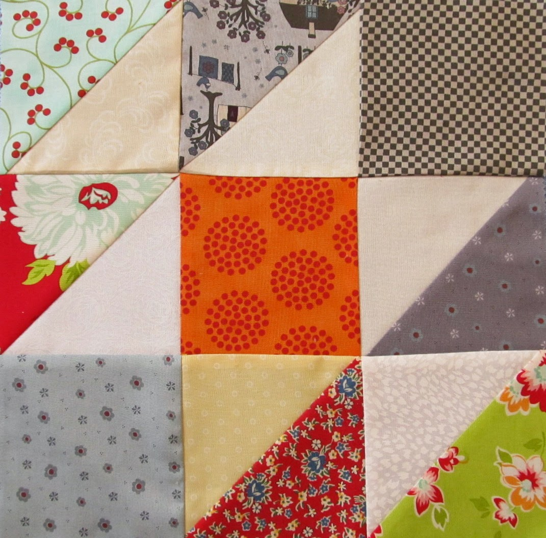 Free quilt pattern for you to make or share