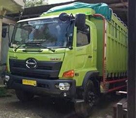 Gardan Hino FG 235 JP