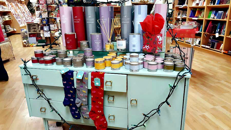 Shop Ballymoney, Marmalade Candles, Gift Guide, The Style Guide Blog