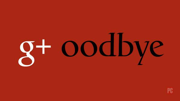 মুছে যাচ্ছে - Google+