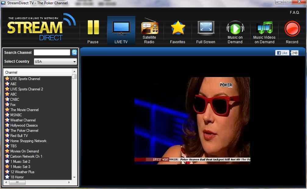Stream Direct TV Pro 2012 v3 0 Final - Karan PC