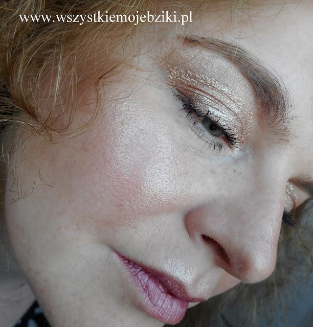 Makijaż MAJÓWKA W DUBAJU :)