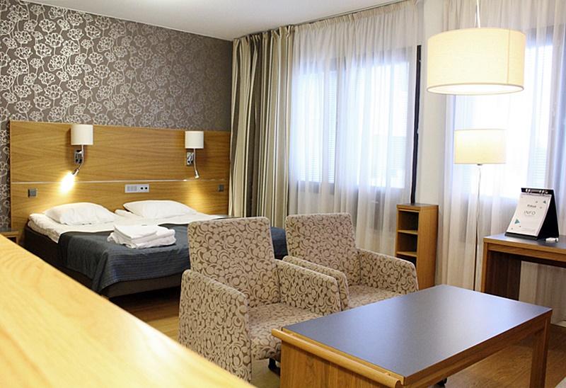 rokua health & spa hotel huoneet