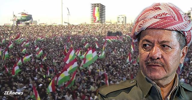 Serek Barzani Referandum Qisekerdiş
