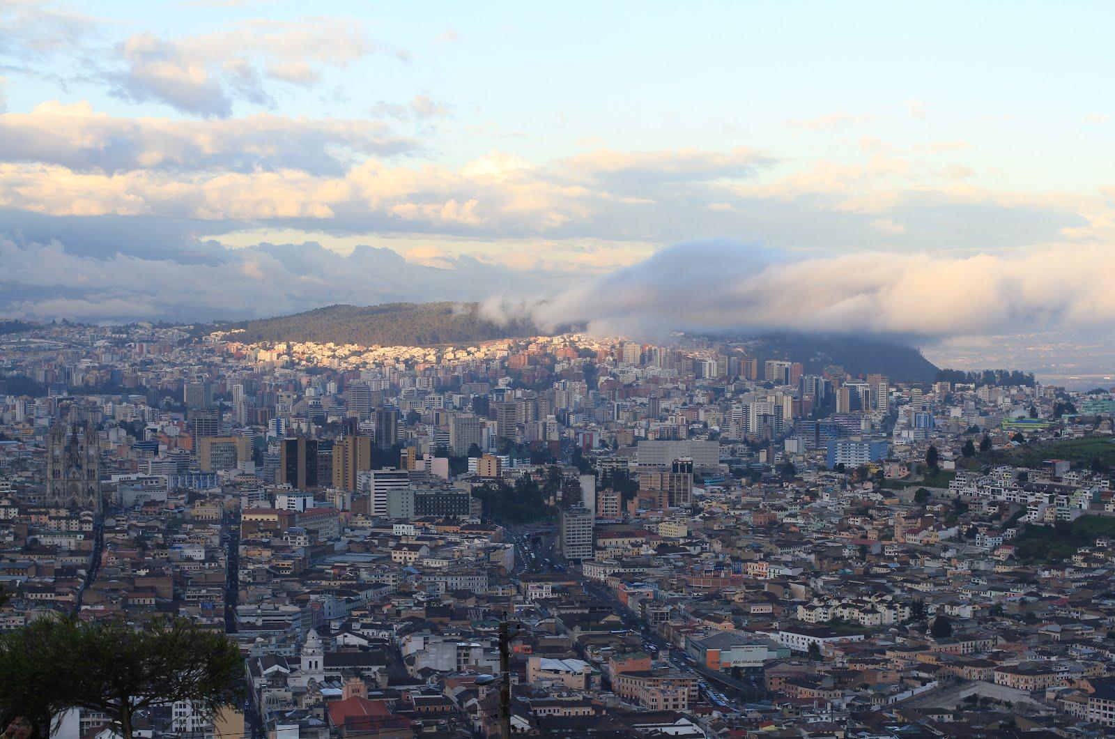 Quito Travel Blog