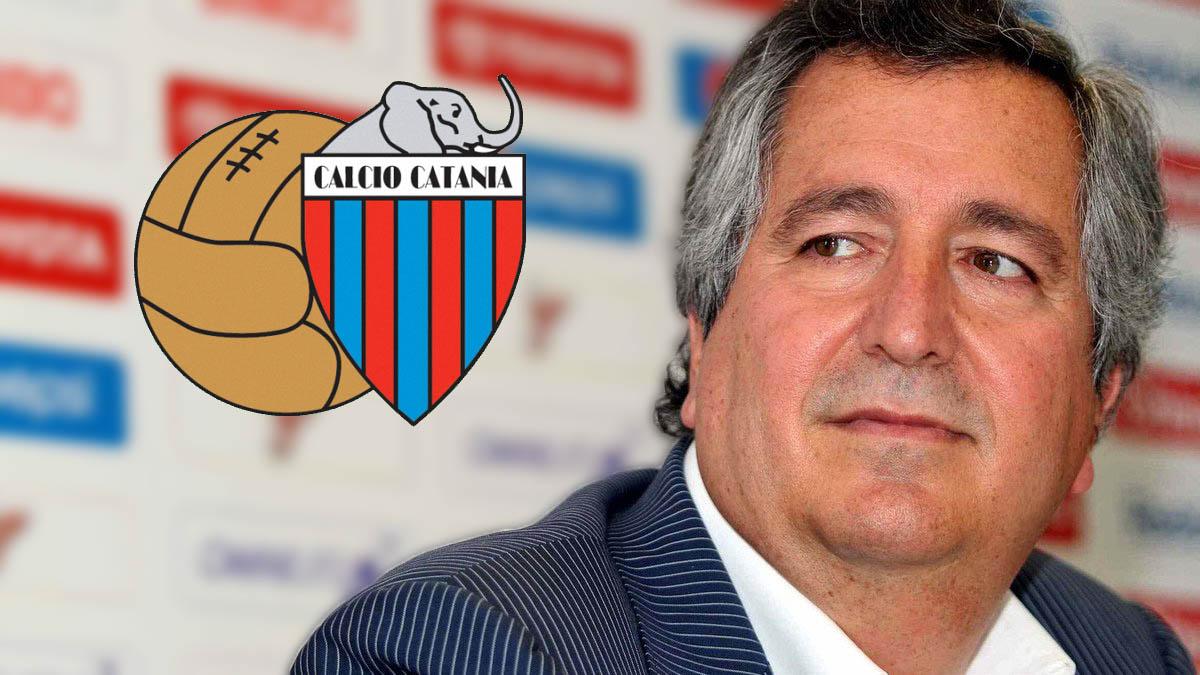 Jorge Vergara interesado en comprar al Catania