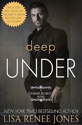 Deep Under Book Cover