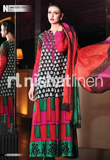 Designer Lawn Collection 2013