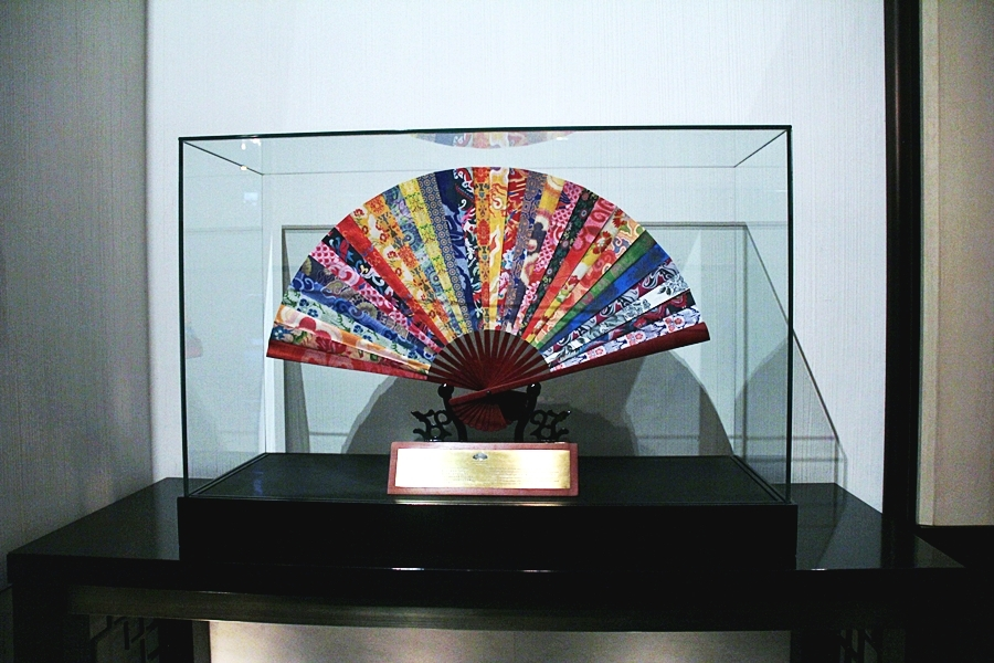 fan mandarn oriental fecher