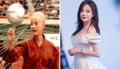 Masih Ingat Sosok Kiper Wanita di Film Shaolin Soccer? Penampilannya Kini Bikin Baper...