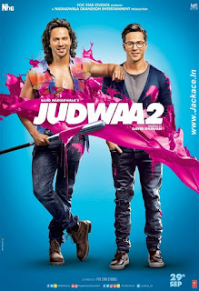 Judwaa 2 First Look Poster