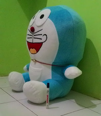 Boneka Doraemon Agbasya