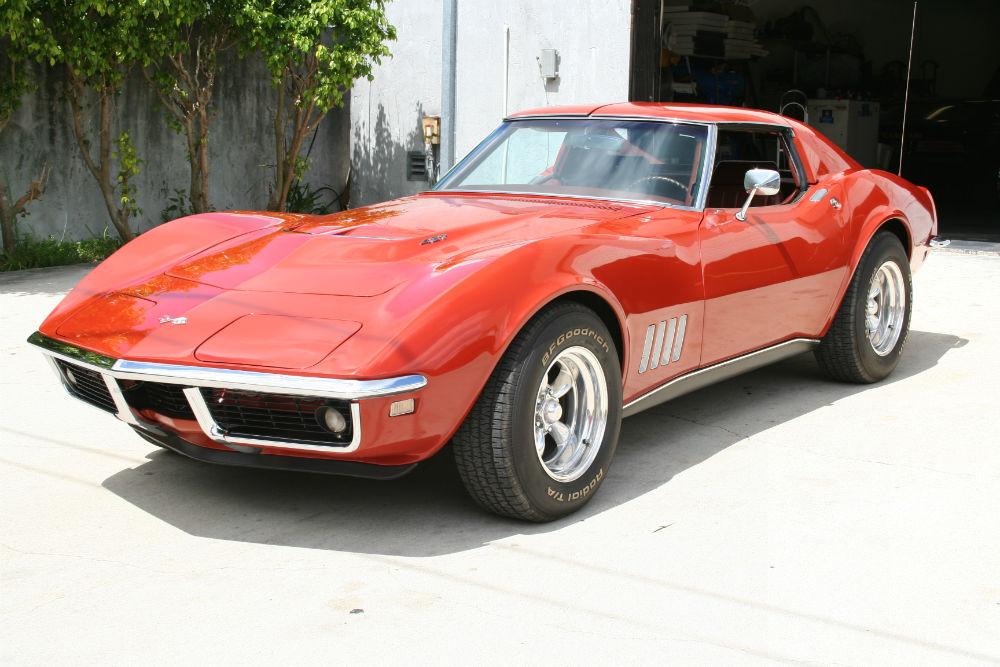 Vintage Corvette 24