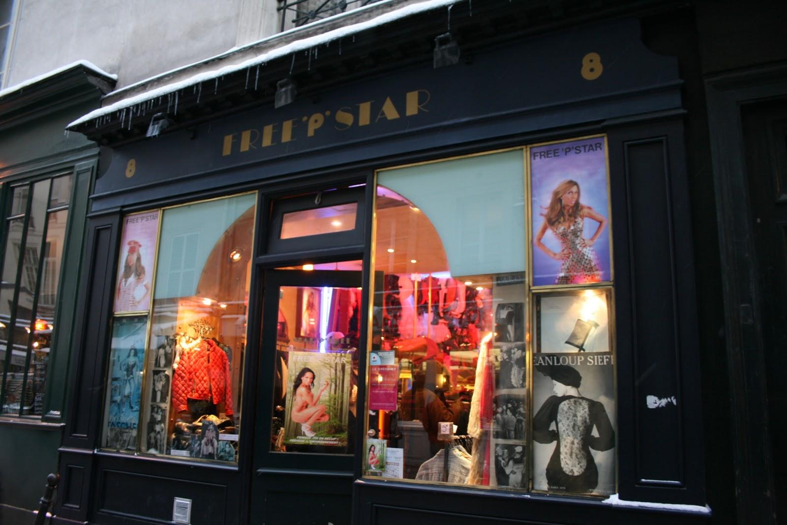 Sadie S Wardrobe Paris Ethical Shopping Guide Free P Star